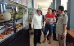 Anggota DPR RI Hamdhani Pantau Kondisi Pasar di Kota Sampit