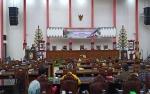 Malam-Malam, DPRD Palangka Raya Gelar Paripurna RPJMD 2018-2023