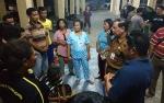 Karyawan PT BAK Tiduri DPRD Akhirnya Pulang