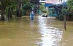 Kabupaten Barito Utara Diterjang Banjir