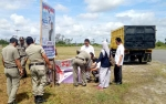 Bawaslu Sukamara Tertibkan Alat Peraga Kampanye