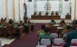 Pemkab Sukamara Sampaikan Empat Raperda ke Legislatif