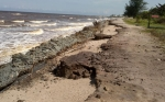 Masih Ada 28 KK di Pantai Ujung Pandaran Belum Direlokasi