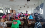 Orang Tua Siswa di Tumbang Nusa Diberikan Pemahaman Tertib Lalu Lintas