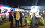 Pasar Malam di Kasongan Diminati Warga