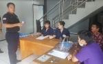 Petugas Lapas Tamiang Layang Jalani Tes Urine