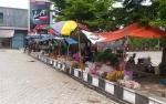 Buah Lokal Banyak Dijual di Kuala Kurun