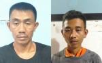 Dua Pengedar Sabu di Ampah Kota Tertangkap