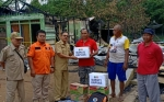 BPBD Kapuas Salurkan Bantuan Bagi Korban Kebakaran di Handil Dutuy