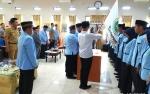 Pengurus DPD BKPRMI Bariro Utara 2018-2019 Dilantik