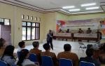 BNNK Gunung Mas Sosialisasi Bahaya Narkoba di Kecamatan Manuhing