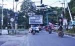 Lampu Lalu Lintas Palangka Raya Gunakan Panel Surya dan Listrik PLN