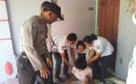 Polsek Sabangau Bantu Dinas Sosial Evakuasi Penderita Gangguan Jiwa