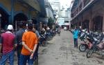 Pengunjung Sepi, Pedagang Pasar Ikan PPM Ramai-ramai Protes Parkir Elektronik