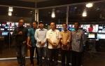 Dinas Kominfo Kapuas Mantapkan Kerja Sama dengan Stasiun Televisi Swasta