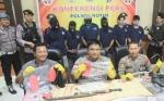 Dua Komplotan Pencuri Sarang Walet Diancam Pasal Berbeda