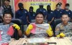 Polres Kotim Tangkap Dua Komplotan Pencuri Sarang Waleu