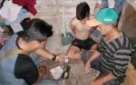 Dalam Sehari Polsek Pangkalan Lada Ciduk Tiga Bandar Narkoba