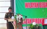 Kejari Palangka Targetkan 6 Indikator Penunjang Menuju Zona Integritas Wilayah Bebas Korupsi