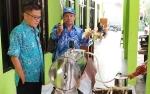 Dinas Pertanian Barito Utara Uji Coba Buat Keripik Cempedak