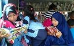 Mobil Perpusling Kapuas Sambangi Perdesaan Tingkatkan Minat Baca Anak