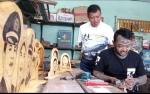 Rajib, Seniman Pyrography dari Dalam Lapas Pangkalan Bun