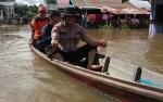 Warga Desa Sungai Ubar Mandiri Tolak Relokasi Meski Sering Dilanda Banjir