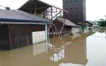 Banjir Rendam Dua Desa di Kecamatan Katingan Tengah