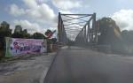 Pembangunan Jembatan Sei Kalanaman Rp34,125 Miliar