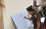 Kejari Kapuas Tanda Tangani Pakta Integritas Wilayah Bebas Korupsi