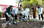 Jenazah Reinout Sylvanus Dimakamkan di Taman Makam Pahlawan