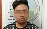 Polisi Tangkap Dua Pemuda Tersangka Kasus Sabu di Sampit