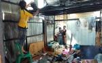 Kebakaran Kamar Kejutkan Warga Jalan Rajawali