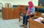 Ibu Rumah Tangga Dituntut 6 Tahun Penjara Karena Sabu