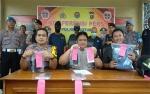 Polisi Tangkap Pencuri Telepon Seluler di J&T Sampit