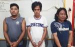Polres Barito Utara Amankan 3 Pencuri Elpiji