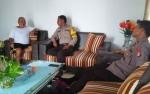 Polsek Sabangau Tingkatkan Sambang Warga Jelang Pemilu 2019