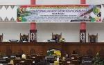 Fraksi DPRD Palangka Raya Sampaikan Pemandangan Umum terhadap 4 Raperda