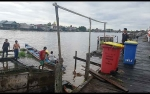 40 Pedagang Wadai Tradisional Akan Berjualan di Bantaran Sungai Arut