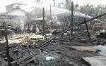 Jumlah Rumah yang Terbakar di Kasongan Masih Simpang Siur