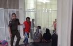 Pembacok Adik Kandung Terancam 1 Tahun Penjara