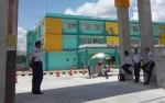 Hari Pertama Pemberlakuan Parkir Elektronik di RSUD Sultan Imanuddin