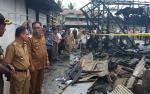 Bupati Katingan: Korban Kebakaran akan Dapat Bantuan dari Pemerintah