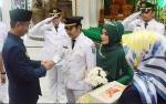 Wakil Bupati Menjadi Inspektur Prosesi Pernikahan Purna Praja