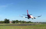 Penumpang Asal Surabaya Diduga Bawa Sabu Mendarat di Bandara H Asan Sampit