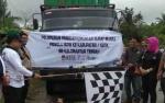 Tim Pengambilan Surat Suara Pemilu Kembali ke Kabupaten Kobar