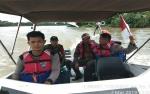 Istri Korban Tenggelam di Sungai Katingan Berharap Suaminya Bisa Ditemukan Selamat