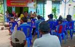 Legislator Kapuas Ini Serap Aspirasi Masyarakat Desa Pulau Telo