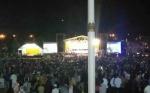 Ribuan Jamaah Mulai Padati Arena Lamandau Bersholawat