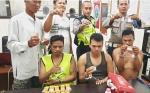 Tiga Bandar Sabu tak Berkutik saat Diringkus Jajaran Satresnarkoba Polres Barito Utara